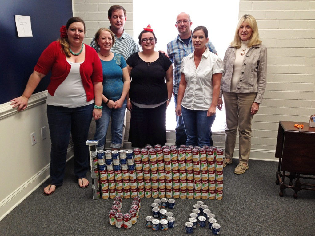 Food Bank of CENC Food Drive
