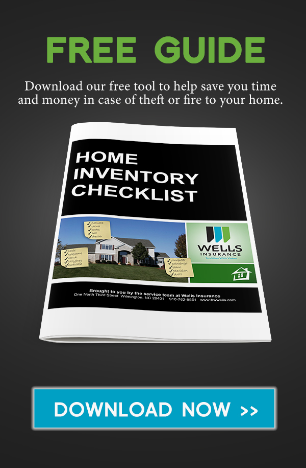 Free Home Inventory Checklist